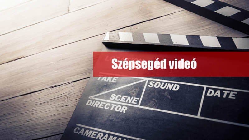 Szépsegéd-video