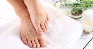 A lábgomba okai és kezelése