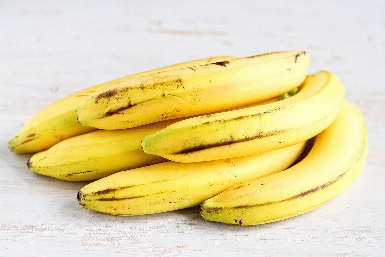 Banán maszk