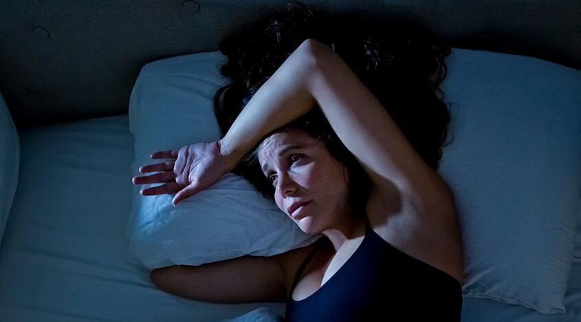 Éjszakai izzadás